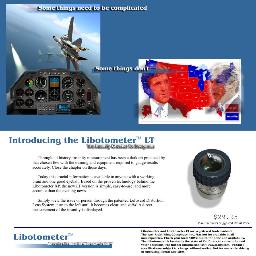 Libotometer LT ad